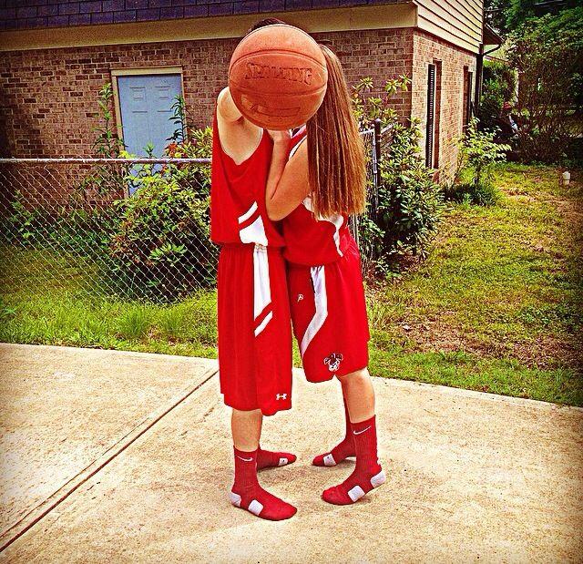 Basketball Couple Matching Bf And Gf Pics Pinterest Basketball