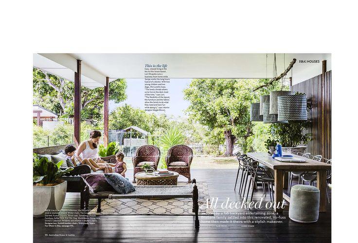 Outdoor room | Penman Brown