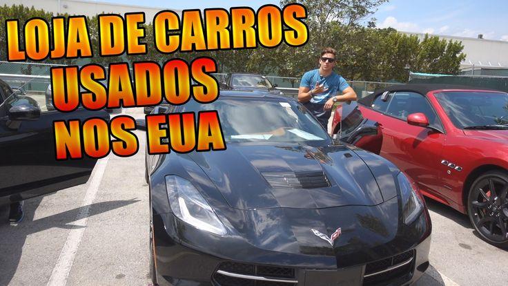 MAIOR LOJA DE CARROS USADOS COM PREÇOS NOS EUA - DOS POPULARES AOS ESPOR...