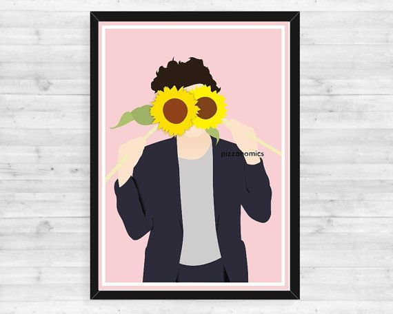 This is an A3 (297x420mm) unofficial digital print based on Matty Healy from The 1975 on high definition 200gsm heavy silk paper.  YOUR POSTER WILL NOT HAVE THE PIZZANOMICS WATERMARK.  ________________________________________  If you would like any modifications such as a different colourway, size or lyric, please get in touch and well see what we can do.  ________________________________________   All posters packaged in a strong poster tube  Print will be shipped within 2-7 working days of…