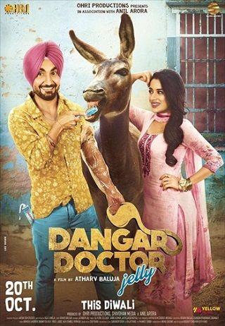 Dangar Doctor Jelly 2017 Punjabi 950mb Hdrip 720p Download