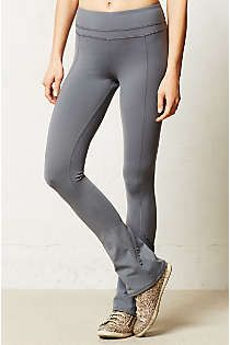 Anthropologie - Pure + Good Compression Bootcut Leggings