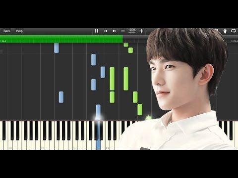微微一笑很倾城 《杨洋》 A Smile is Beautiful OST - Love O2O