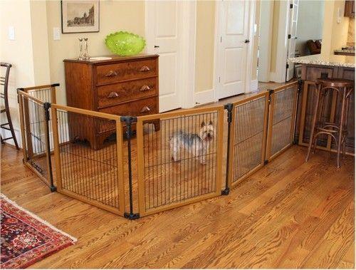 Multi Function Dog Gate