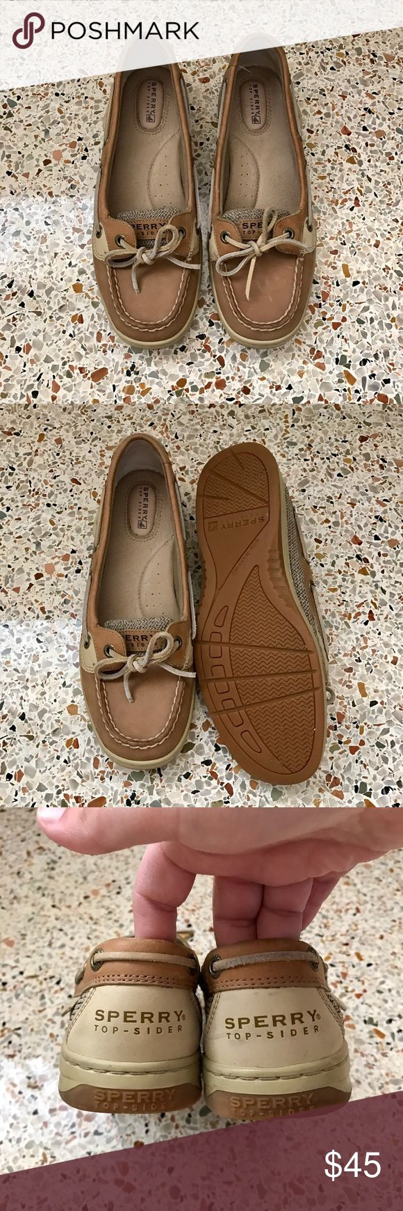 Women's Sperry Boat Shoes 7.5M Women's Classic Sperry Boat Shoes.  Excellent condition, with little wear.  Open to offers & ask questions!  ☺️💕 Sperry Top-Sider Shoes