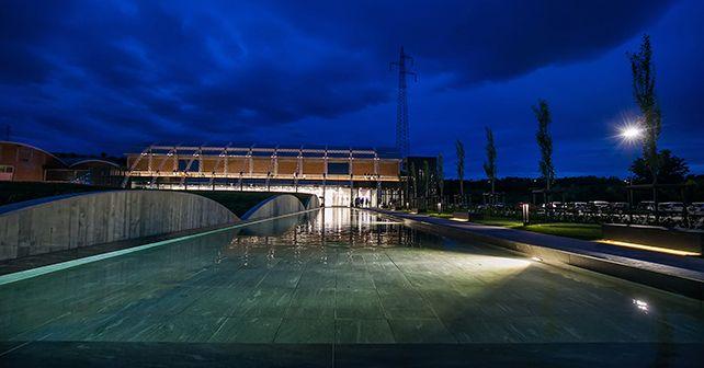 Scrigno LAB. Scrigno presenta il suo nuovo centro di esposizione e formazione Scrigno LAB, presso la sede di Sant'Ermete di Santarcangelo di Romagna (RN)