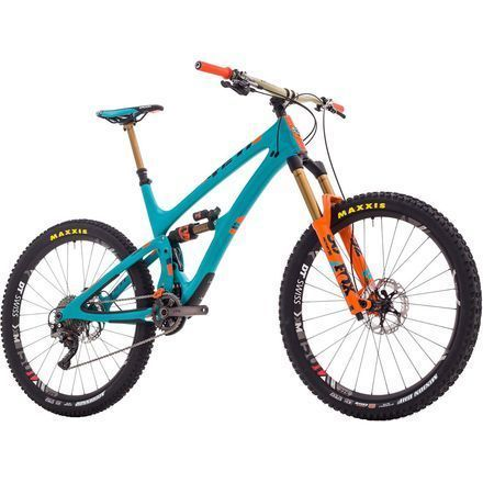 Yeti Cycles SB6 Turq Team Replica Complete Mountain Bike - 2018 #MountainBikesOnline