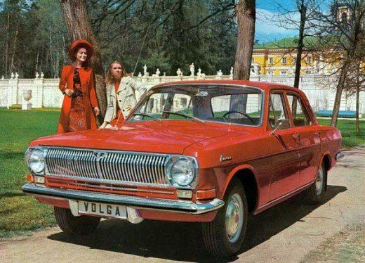 In Soviet Union Car Drives You