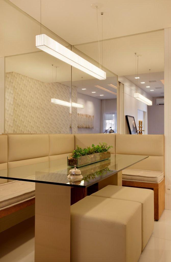 Apartamento pequeno com dicas e truques de decoração que aproveitam melhor o espaço! - Decor Salteado - Blog de Decoração e Arquitetura