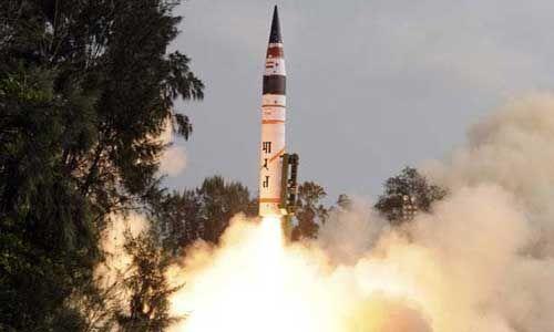 India Successfully Test-Fires Agni-V http://www.drishtiias.com/upsc-current-affairs-article-India-Successfully-Test-Fires-Agni-V #CurrentAffair #Agni_5 #ICBM #UPSC #IAS