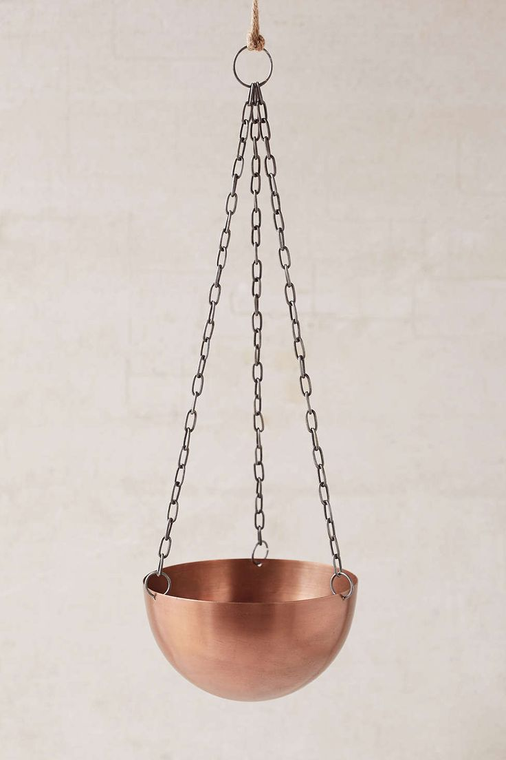 Hanging Metal Planter Urban Outfitters Metal Planters And Planters