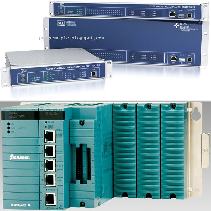 Difference between RTAC (Real-Time Automation Controller) and RTU (Remote Terminal Unit)