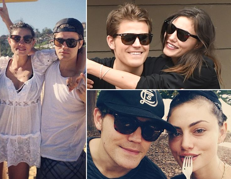 Paul Wesley and Phoebe Tonkin's 8 Cutest Moments Ever (PHOTOS)
