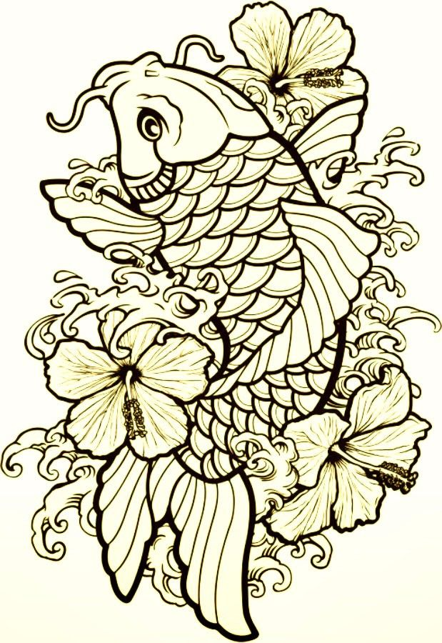 7 best images about koi fish tattoos on pinterest traditional tattoo images and strength. Black Bedroom Furniture Sets. Home Design Ideas