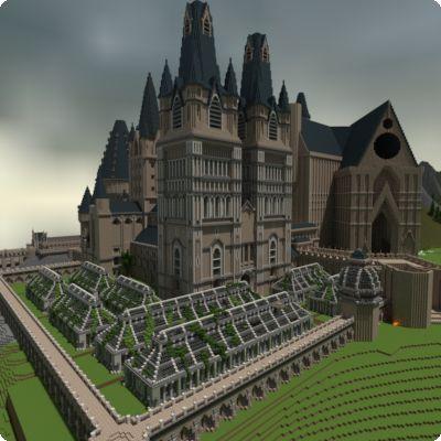 hogwarts minecraft
