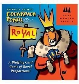 Le pocker des coquerelles royal