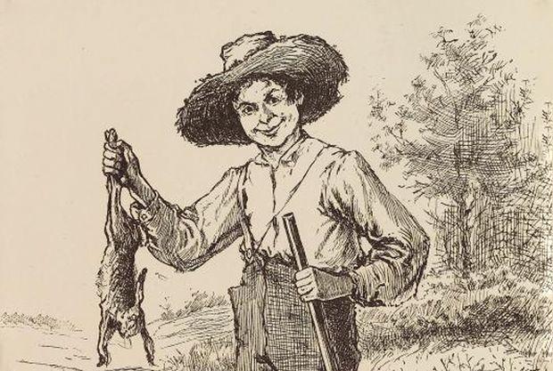 Huckleberry Finn from The Adventures of Tom Sawyer #explorer #archetype #brandpersonality