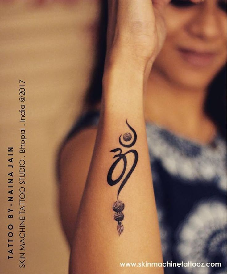 Pin By Riya Banerjee On Ohm Tattoo