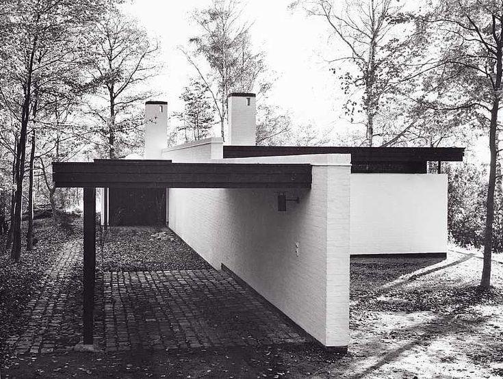 Moltkes house - Denmark - 1957