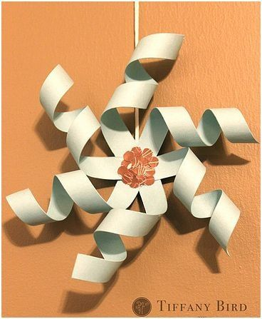 snowflake twirl: simple tutorial with pictures.