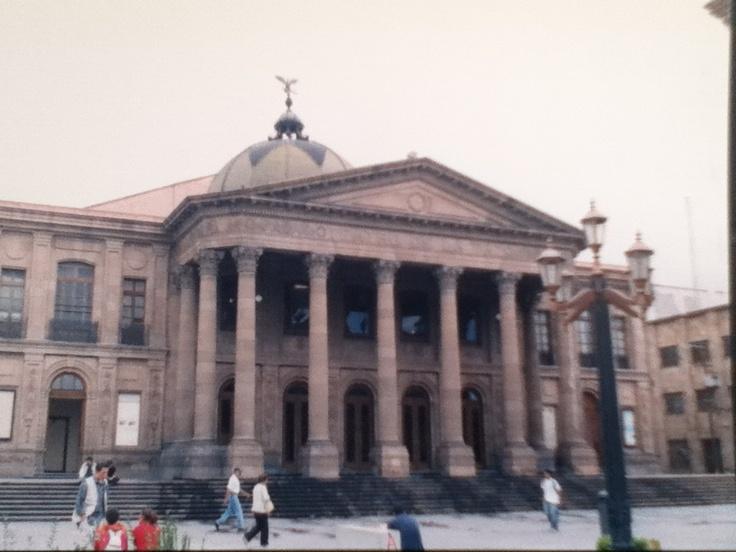 Teatro de Zacatecas Viajes, Teatro