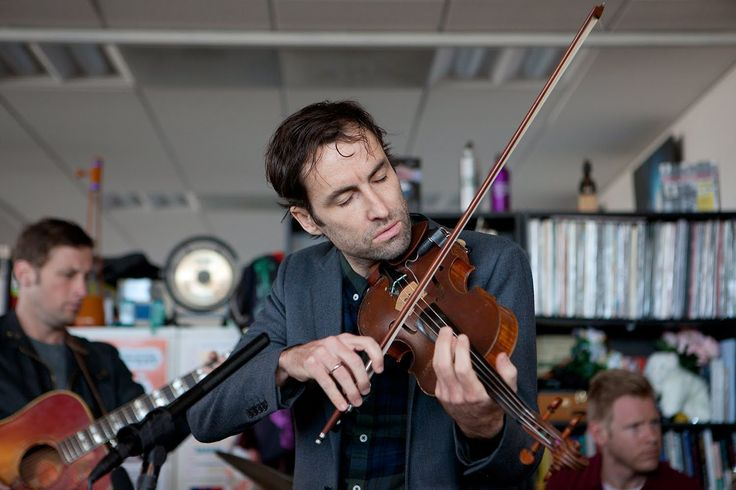 Andrew Bird: NPR Music Tiny Desk Concert - what I truly want to see in this world is a Wes Anderson movie with an Andrew Bird OST!