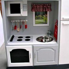 Diy Play Kitchen Set 73 best girl's kitchen stuff images on pinterest | play kitchens