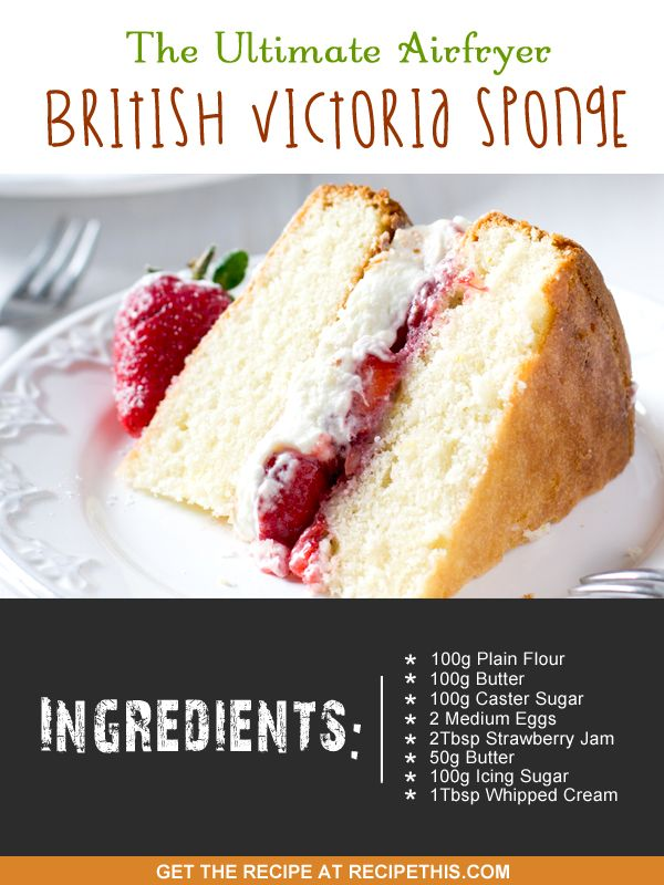 Airfryer Recipes | The Ultimate #airfryer British Victoria Sponge. Make the switch to Iaso today for a healthier you.✅Proven results ✅Affordable prices ✅100% money back guarantee!  Delivered straight to your door. View prices or Order here:  ➡https://www.totallifechanges.com/charmcrenshaw  My IBO number: 6628311 ☕http://www.gotlcdiet.com/charmcrenshaw ✴ https://www.facebook.com/pages/Total-Life-Changes-Club/865501930198428