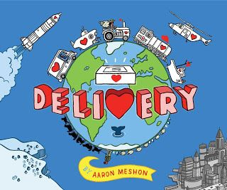 Review for Delivery by Aaron Meshon