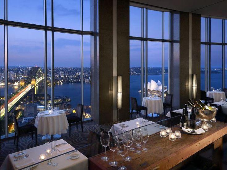 Blu Bar on 36, Shangri-La Hotel in The Rocks, Sydney www.MissTravel.com