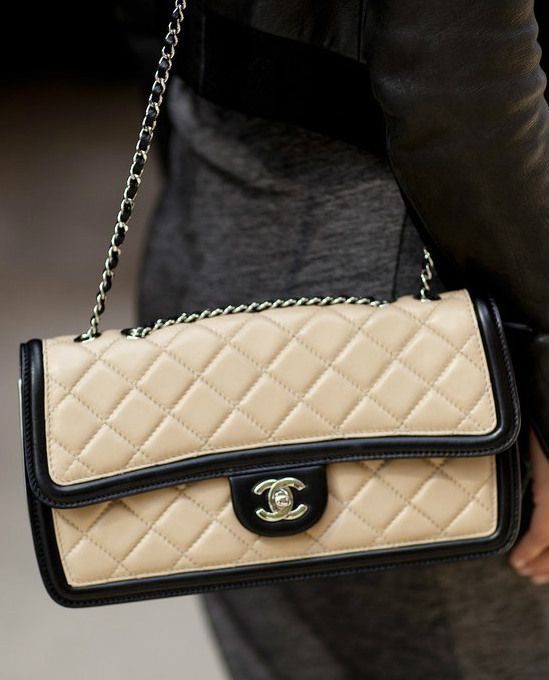 Chanel - More Details → http://sharonfashionwebsites.blogspot.com/2012/11/chanel.html.