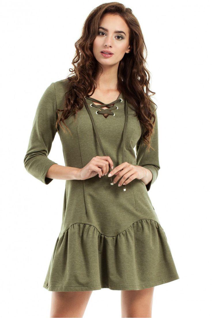 https://www.margery.pl/Sukienka-Model-MOE244-Khaki-p9369  Zapraszam na zakupy