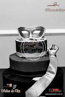 Oficina da Kika - Festas e Idéias Personalizadas: 50 tons de cinza