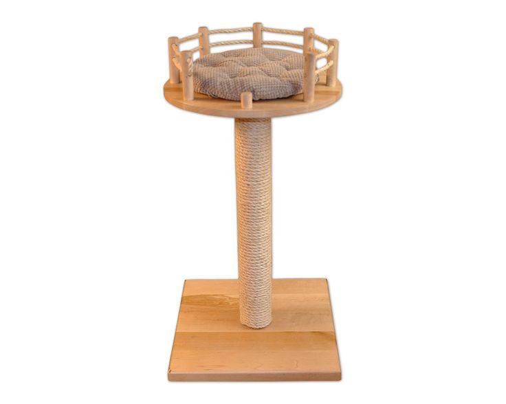 Cat Tree Scratching Post Solid Stable Heavy Base
