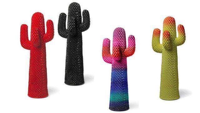Va di moda il cactus, anche nel design