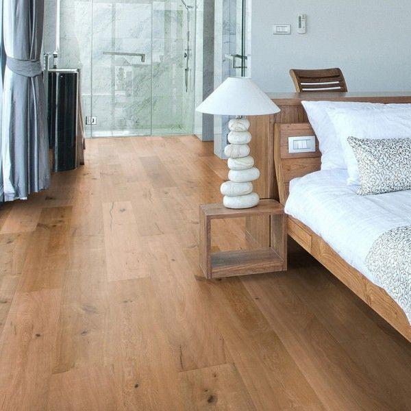 """#Pavimento in #legno #Rovere #piallato oliato, Plancia unica a 3 strati. #Parquet #prefinito Collection Earth """"CE105"""""""