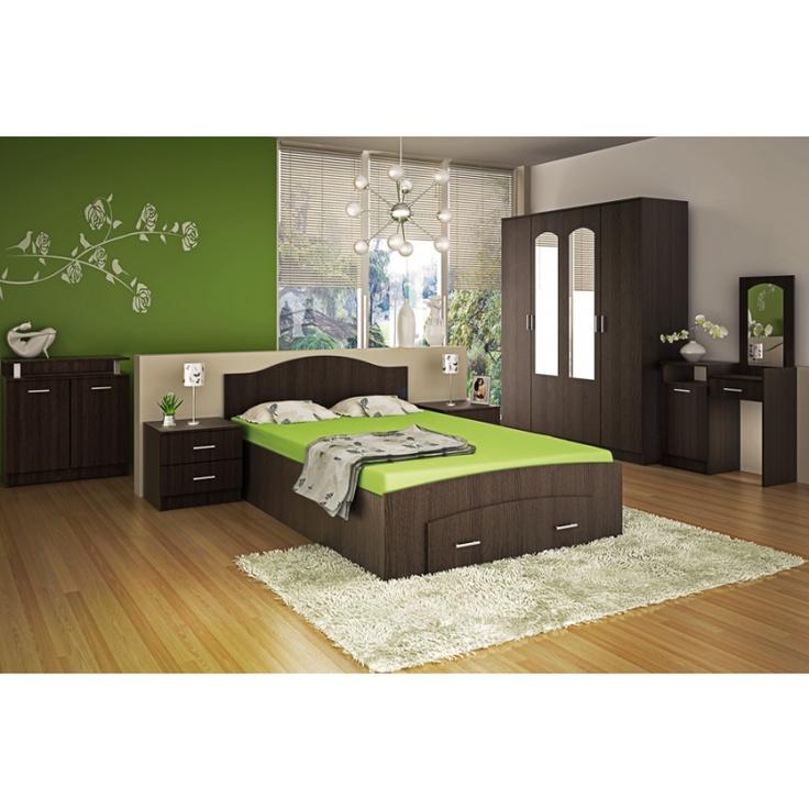 Dormitor VICTORIA B 140cm