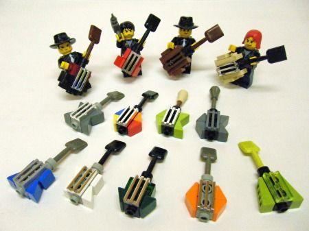 LEGO Guitar (Page 1) - Bricks - Forums - Bricks in Motion