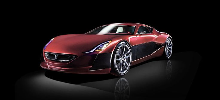 Rimac - Concept One: Cars Electric, Automobile Nykod, Rimac, Electric Supercars, Cars Automobile, Concept Cars, Concept One Electric, Concept On Electric, Electric Cars