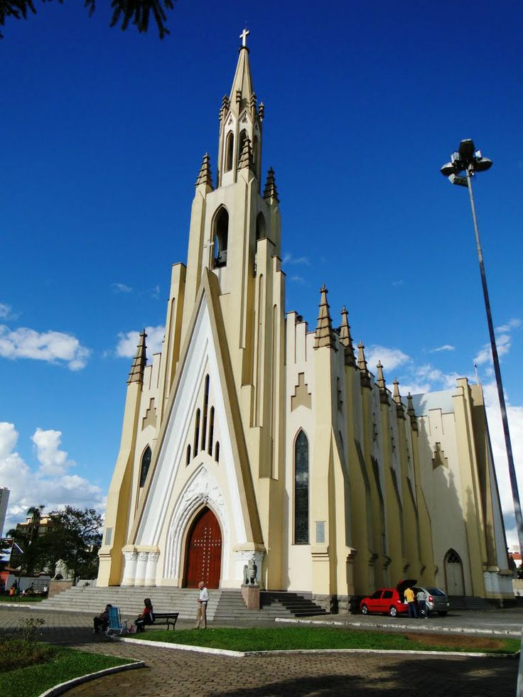 Church in  Bento Gonçalves, RS - Brazil