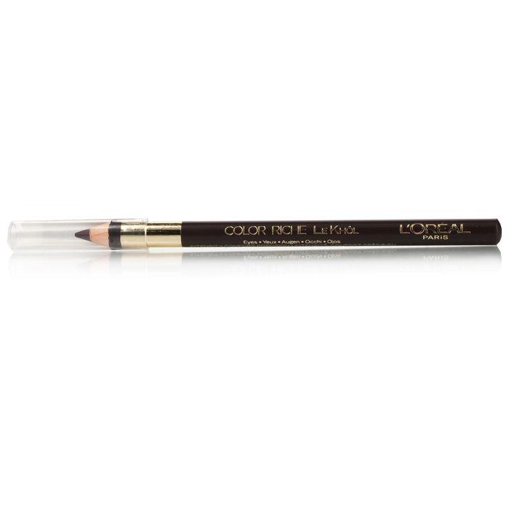 L'Oréal Paris Color Riche le Khôl Matita occhi n.101 - Midnight Black