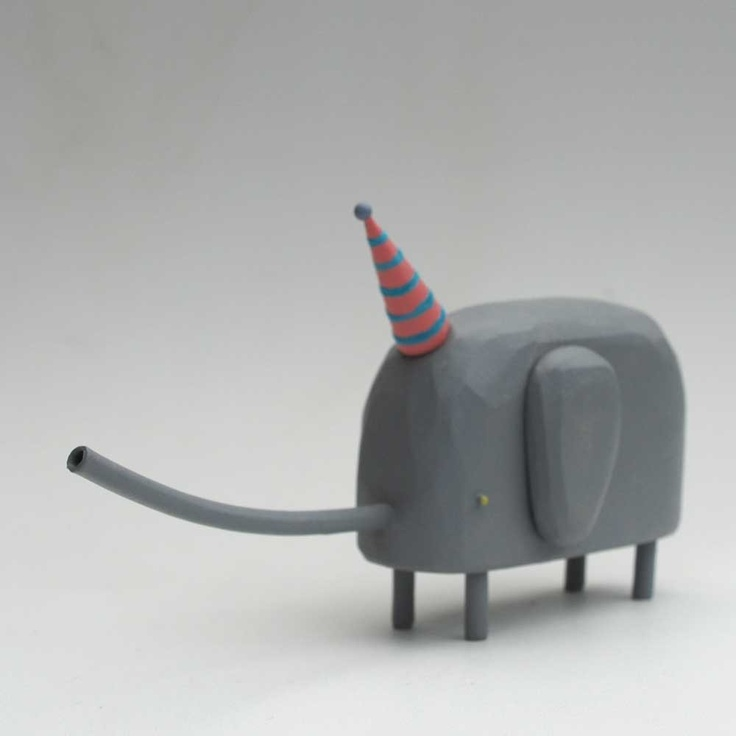 An elephant never forgets (your birthday). $45.00, via Etsy.