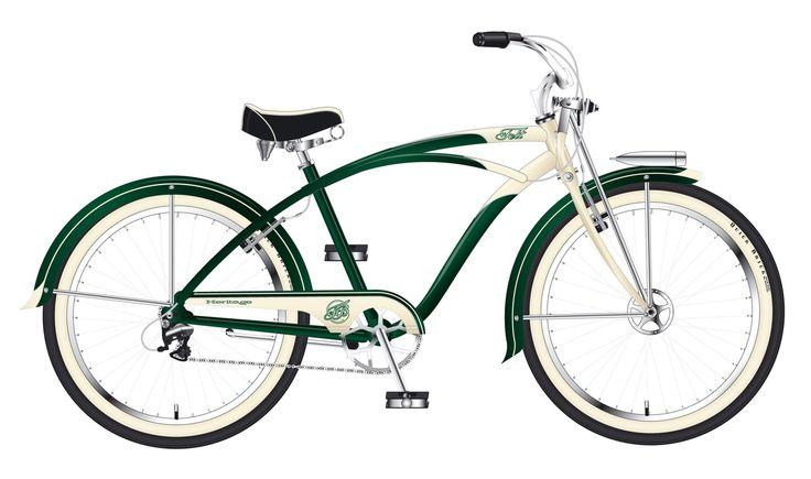 Felt Heritage -  bike-discount.de - 1800 ron (399 eur)