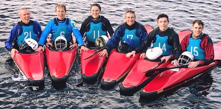 Good start to canoe polo season for Penrith team http://www.cumbriacrack.com/wp-content/uploads/2017/10/Div-2-NW-FOA-oct-14-2017.jpg Penrith Canoe Club entered teams in 3 leagues this Winter; Division 3 North, of the National League, and both Division 2 and Division 3 of the local North West & Central Canoe Polo league    http://www.cumbriacrack.com/2017/10/14/good-start-canoe-polo-season-penrith-team/