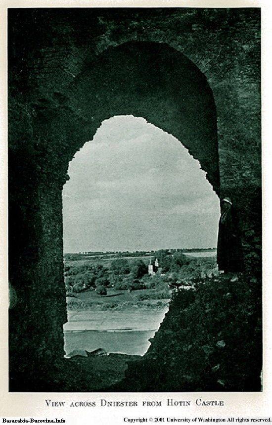 Charles-Upson-Clark-Bessarabia-Basarabia-Cetatea-Hotin