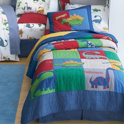 Dinosaur Kids Bedding