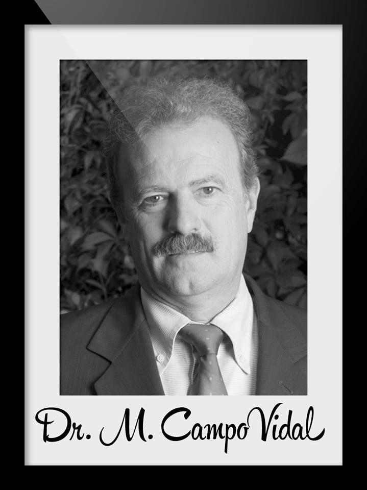 Manuel Campo Vidal es Periodista (UAB), Ingeniero Técnico Industrial (UPC) y Doctor en Sociología (UCM).