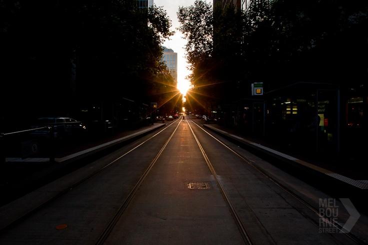 Melbournehenge Series VII | MelbourneStreet | 24 Nov 2011