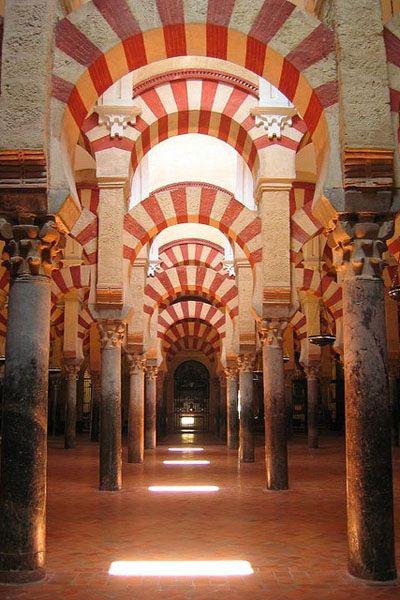 コルドバ歴史地区にあるモスク、メスキータを見てみたい。 スペイン旅行のおすすめ見所・観光アイデアまとめ。