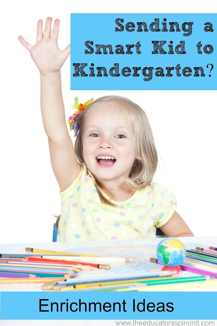 Worksheet Kindergarten Enrichment Ideas 1000 ideas about kindergarten gifts on pinterest teacher thank sending a smart kid to here are some enrichment keep children challenged